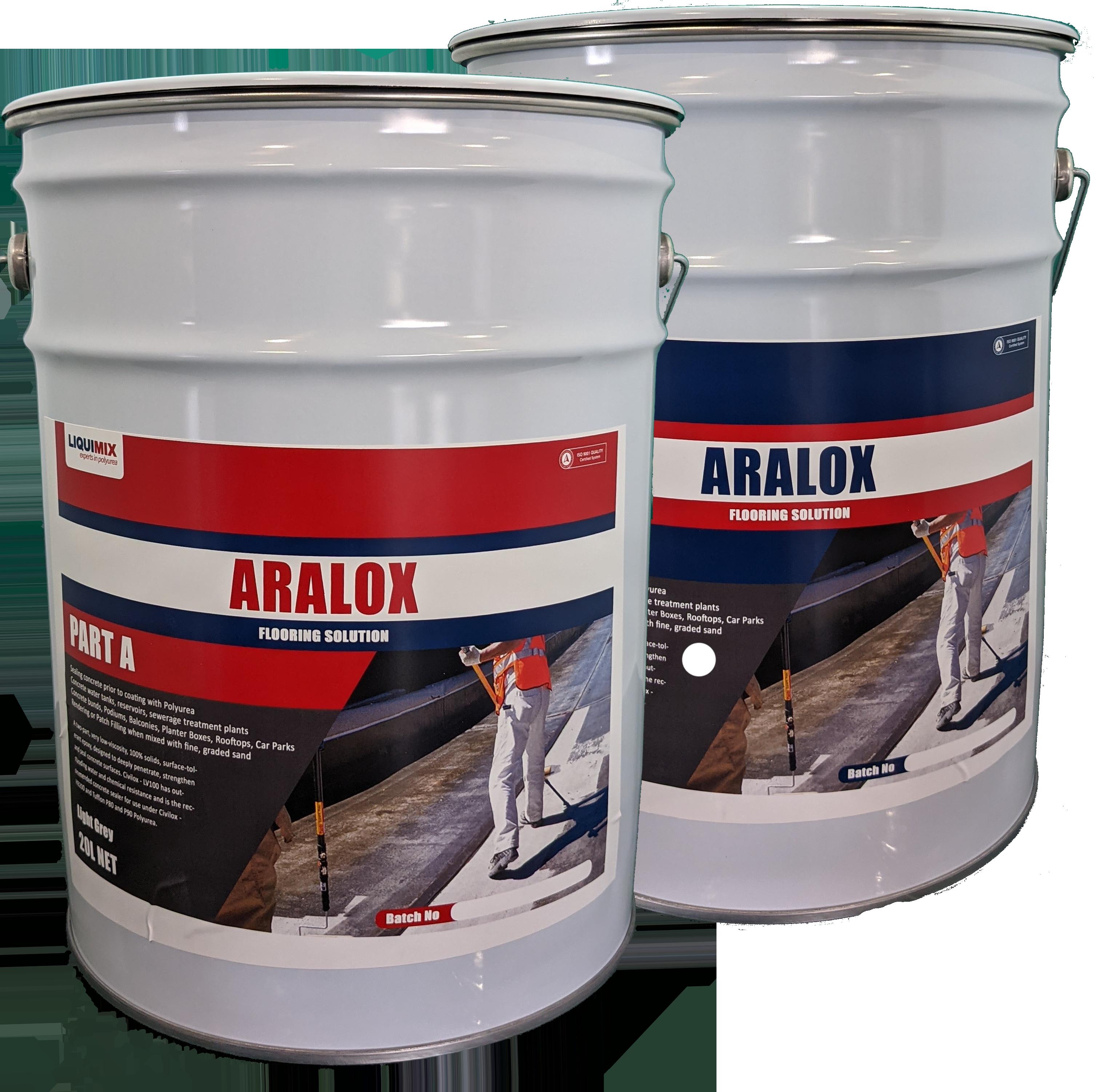 Aralox pail 20L