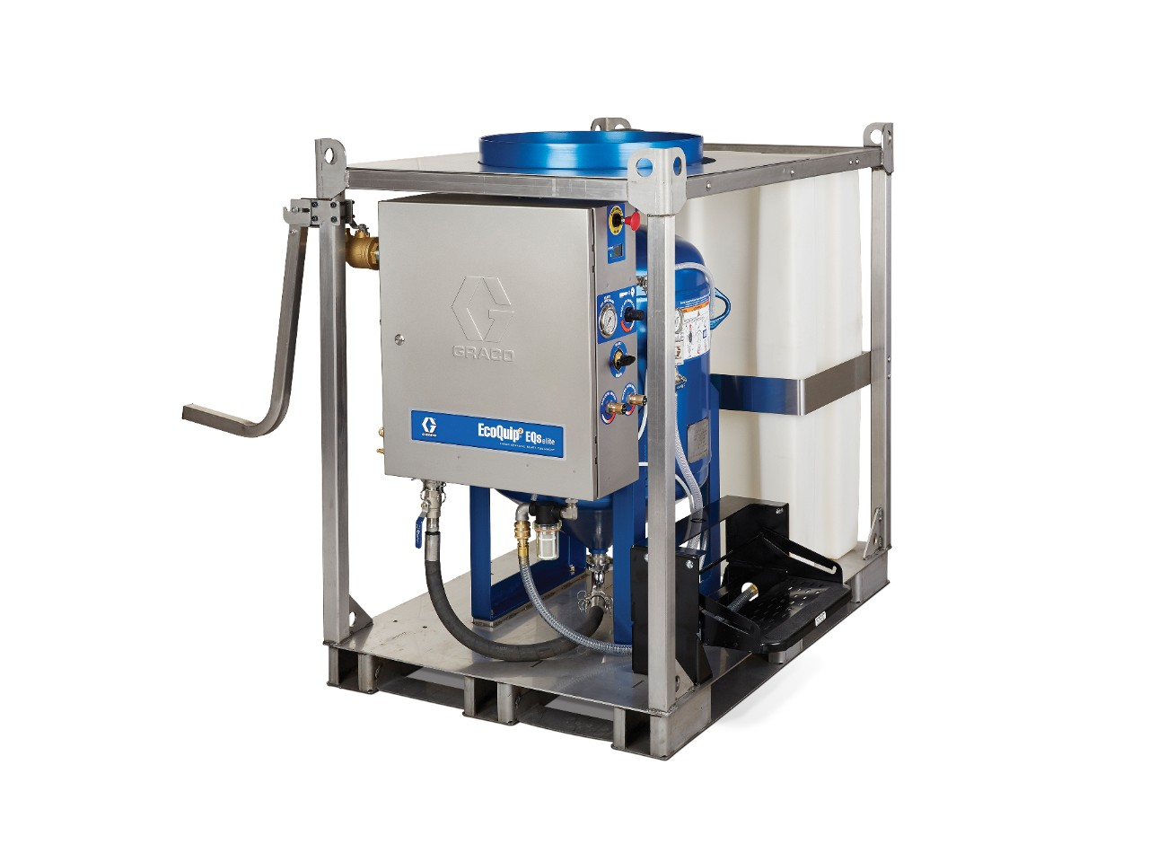EcoQuip 2 EQs Elite Graco Abrasive Blast Equipment