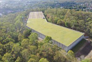 Environmental Green Roof Top Elaston Waterproofing