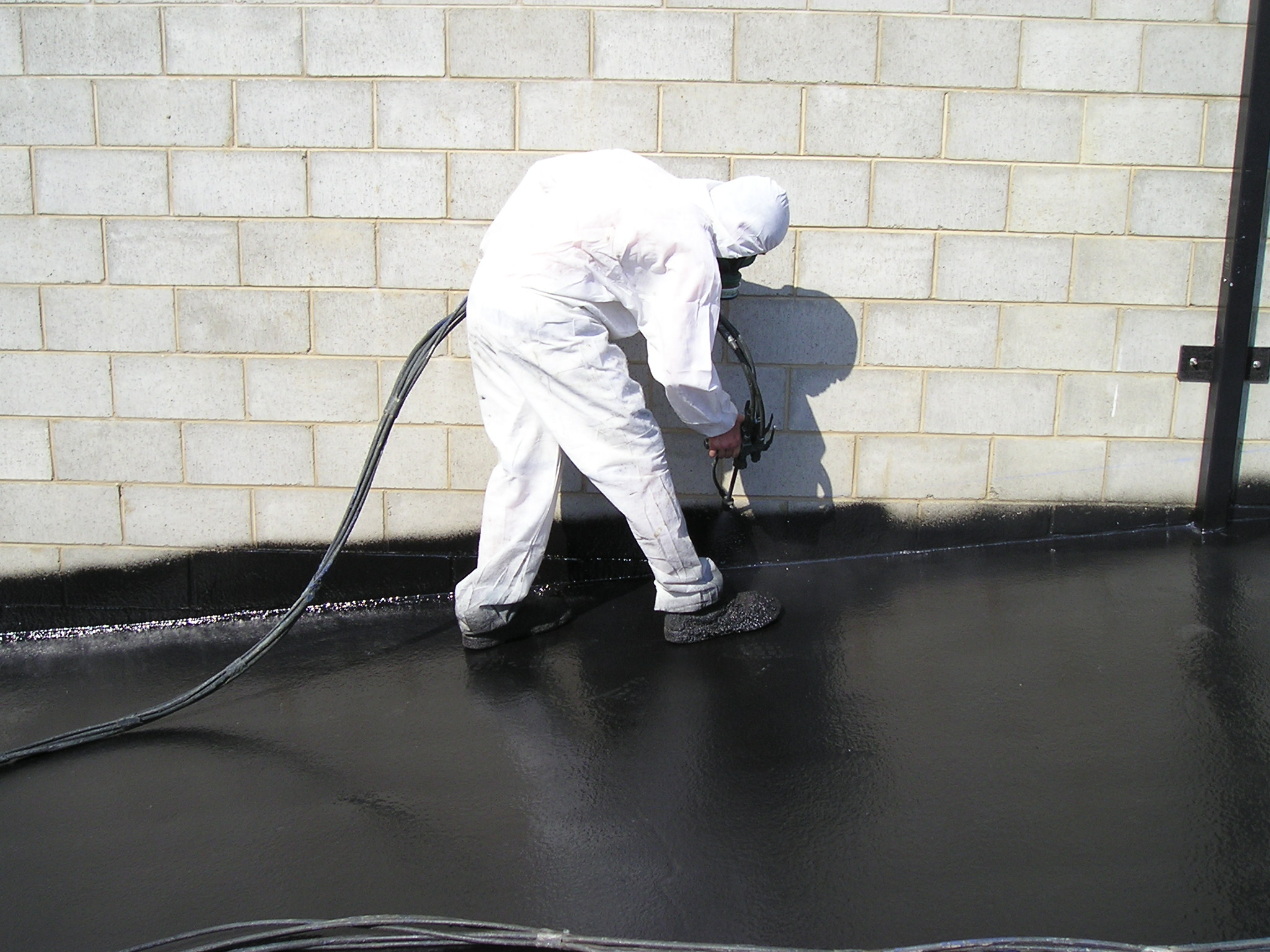 Concrete Carpark Waterproofing