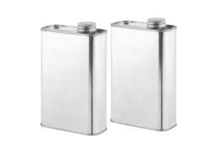 Tin Pail Rectangular Pack