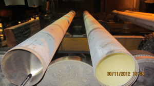 Tyco Ductile Iron Pipe Factory