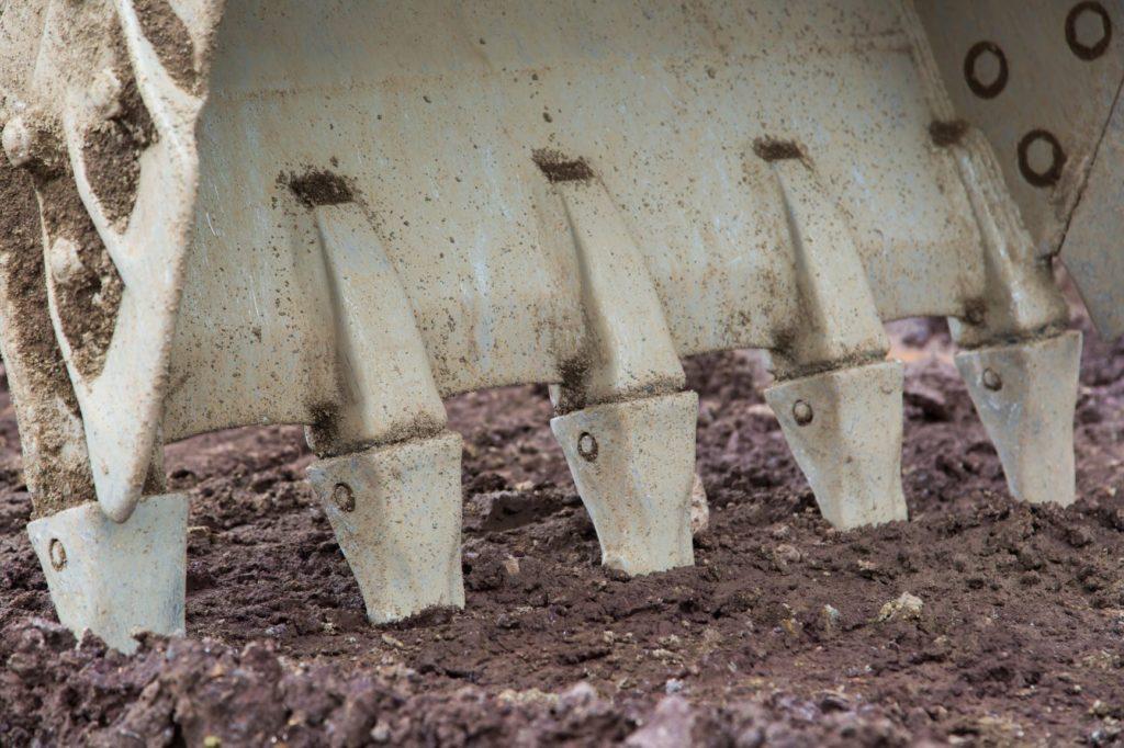 Steel Digger Mining Industry