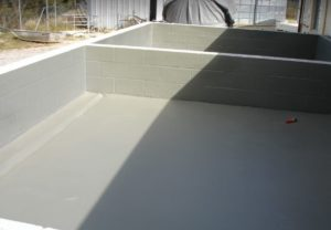 Elaston pure polyurea waterproofing membrane