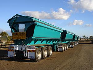 Transport Tipper Trucks