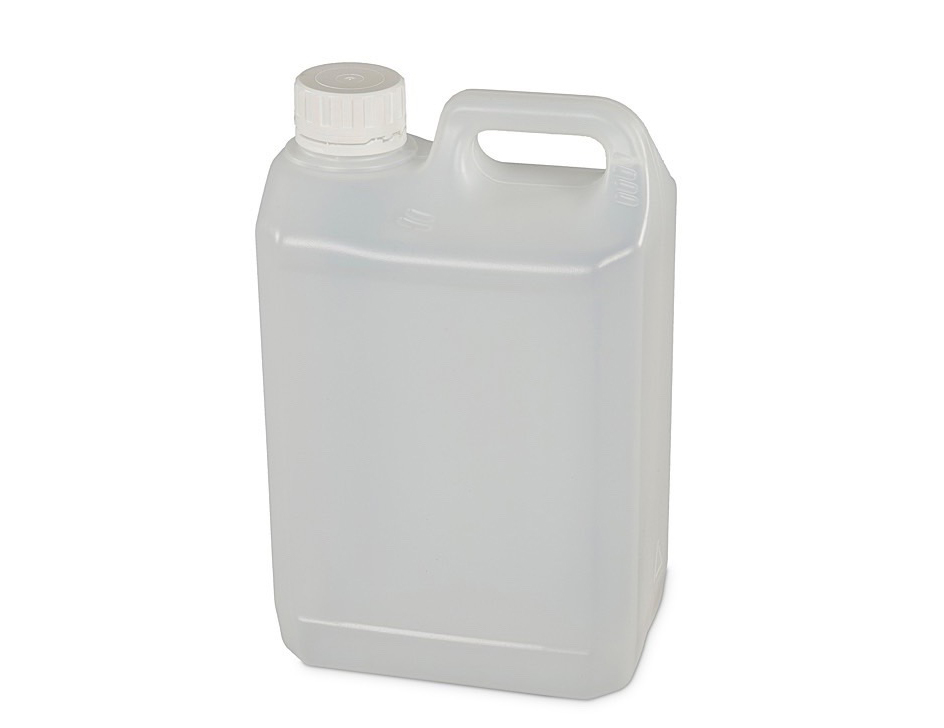 Plastic Chemical Container with handle