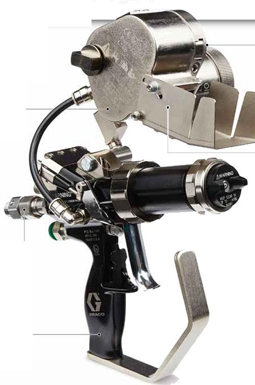 Graco RS Chop Gun with Cutter