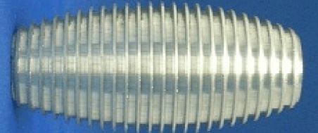 ES Rollers – 562 Thin Fin Aluminium Deluxe