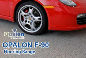Opalon-F90 Flooring Polyaspartic
