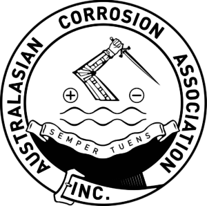 Member of the Australasian Corrosion Association