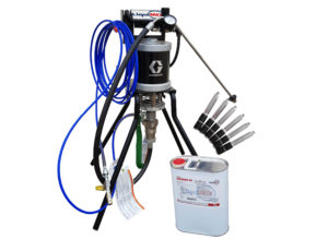 Crackshot Pack Complete System for Concrete Leak Repair