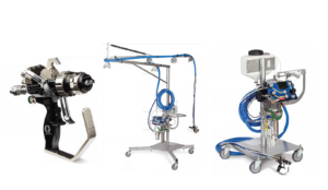 Graco FRP equipment