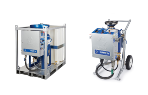 Graco Spray Blasting Equipment