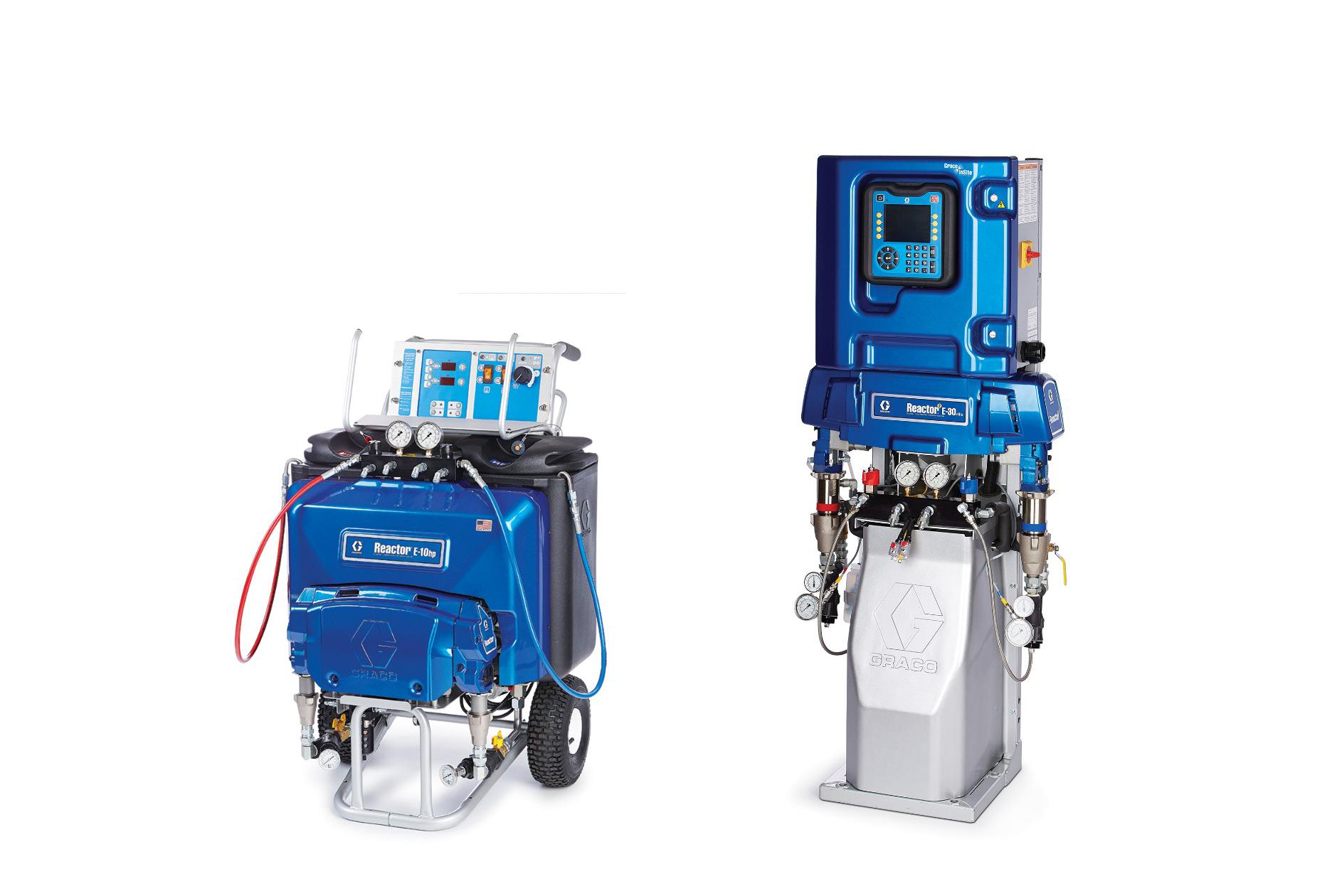 Plural Spray Equipment