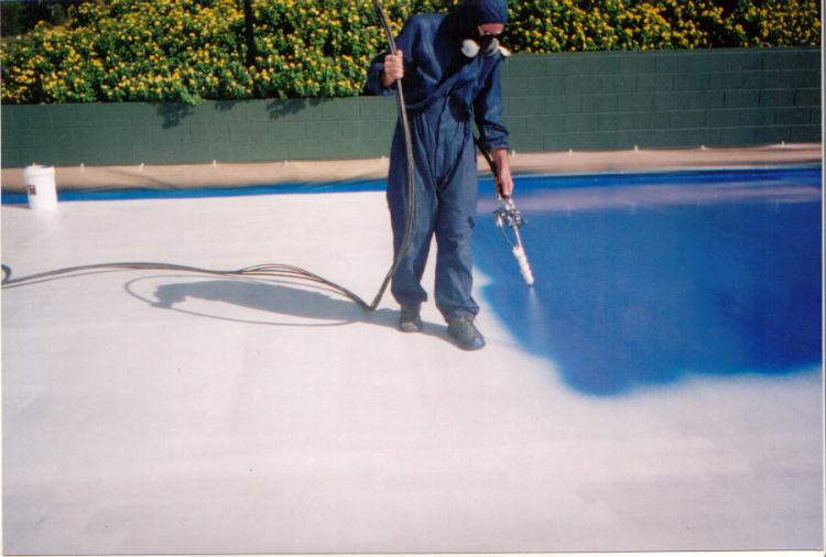Tennis Court Waterproofing Elaston