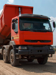Transport Tipper Truck