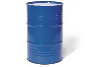 200L Steel Drum Blue