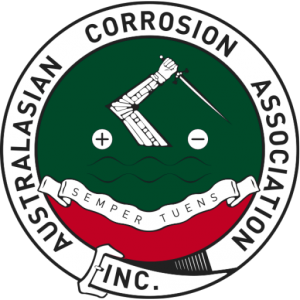 Member of the Australasian Corrosion Association Australia ACA