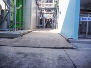 Ground Engineering Sinking Concrete Floors Solution