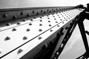 Steel structures are susceptible to corrosion