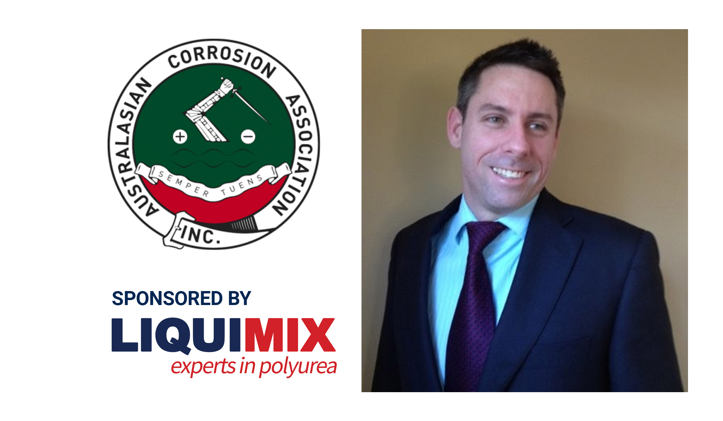 ACA Australasian Corrosion Association Sponsored by LiquiMix Corrosion Event