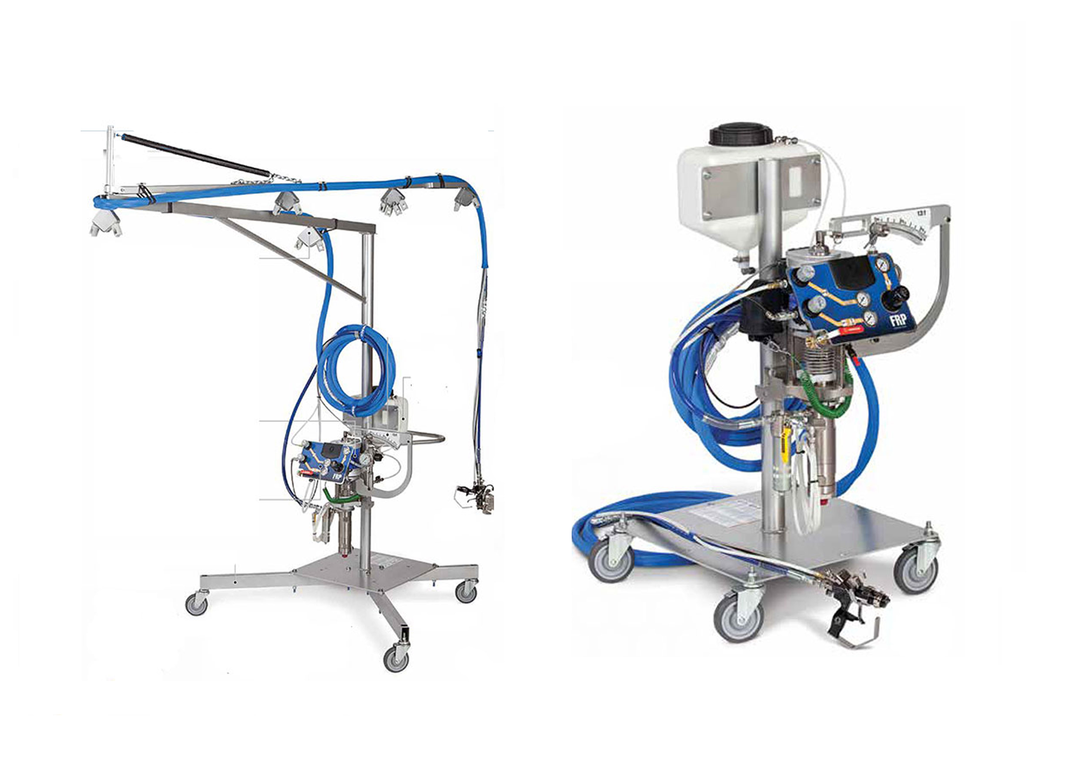 Fibreglass Equipment from LiquiMix FRP