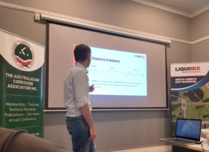 Presentation from Technical Manager Bryant Wells Protecting Concrete and Steel Assets