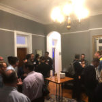 A meet and mingle at the Norman Hotel for ACA Members
