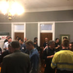 A meet and greet at the Norman Hotel for ACA Members