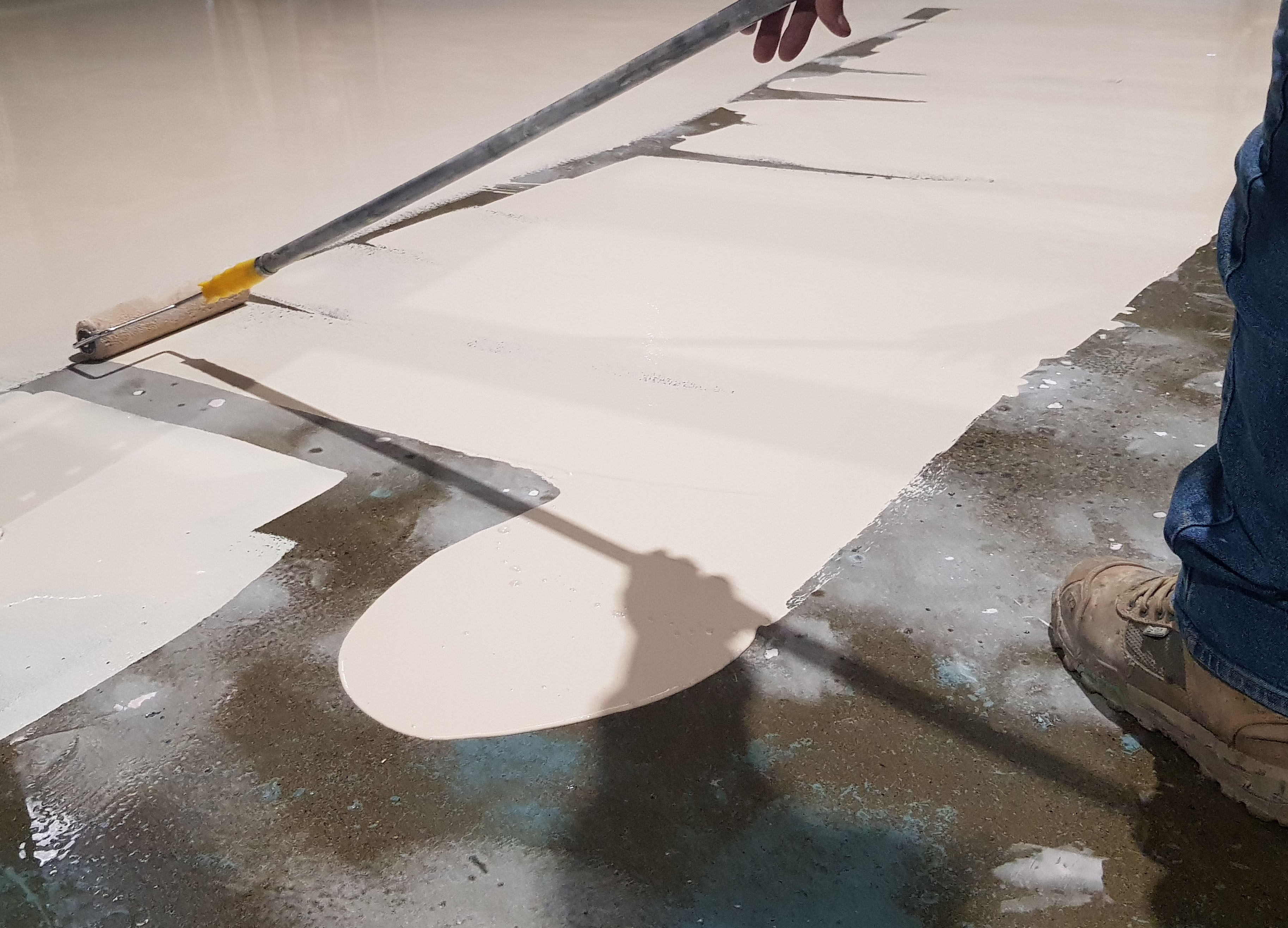 Epoxy products from LiquiMix